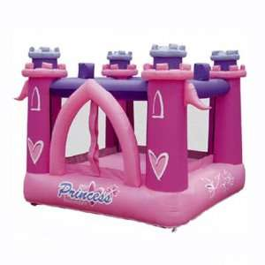 My Little Princess Inflatable Bounce House Patio, Lawn & Garden