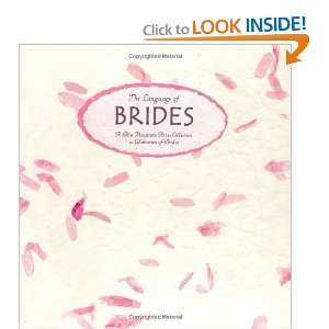 Brides (Language Of   Series) [Hardcover] Blue Mountain Arts Books