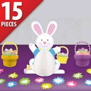 Easter Value Pack Table Decorating Kit 15pc Toys & Games