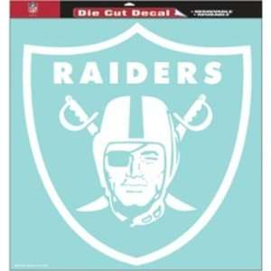 NIB Oakland Raiders NFL Die Cut Sticker Decal