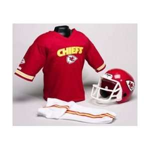 Kansas City Chiefs NFL Youth Uniform Set   Size Medium