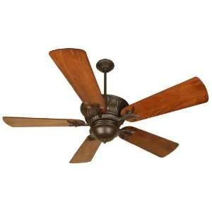 Indoor / Outdoor Ceiling Fan with Custom Blade Options