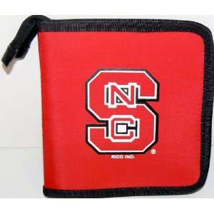 North Carolina State Wolfpack CD DVD Blu Ray Wallet Electronics