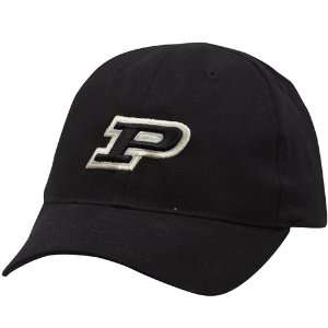 Nike Purdue Boilermakers Preschool Black Swoosh Flex Fit