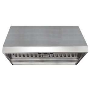 Air King P1842 Professional Range Hood, 18 Inch Tall by 42
