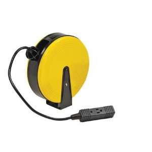 BAYCO SL 800 Retractable Cord Reel with Triple Tap
