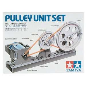 Tamiya   Pulley Unit Set Educational Series (Science) Toys & Games