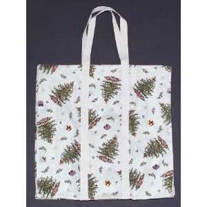 Spode Christmas Tree Green Trim 24 Wreath Storage Bag/Case, Fine