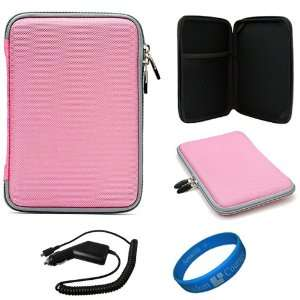 Cube Carrying Case Kindle Fire 7 inch Multi Touch Screen Tablet