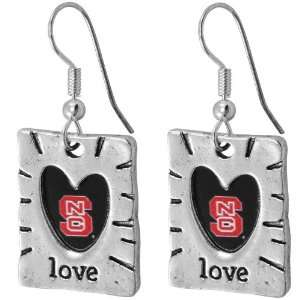 NCAA North Carolina State Wolfpack Team Color Love