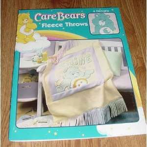 Care Bear Fleece Throws (Leisure Arts #3664) Books