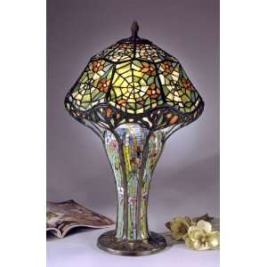 Dale Tiffany 0074   Dale Tiffany Table Lamp