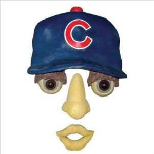 12 MLB Chicago Cubs Tree Forest Face Garden Decoration