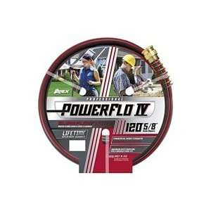 Apex Powerflo IV Commercial Garden Hose   120 Patio