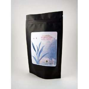 Puripan Organic Loose Leaf Black Tea, Manhattan Earl Grey 1 lb Bag,