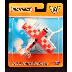 FIGHTER Die Cast Airplane MATCHBOX Sky Busters Series Toys & Games