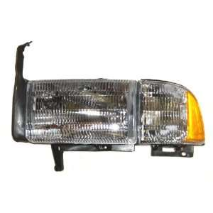 OE Replacement Dodge Pickup Driver Side Headlight Assembly