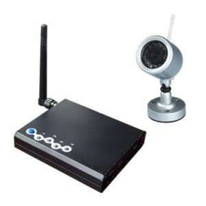 USB WIRELESS SPY CAMERA /w WEATHERPROOF & NIGHT VISION * turn to DVR