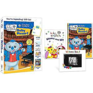 Baby Einstein Youre Expecting Gift Set (Full Frame) TV Shows