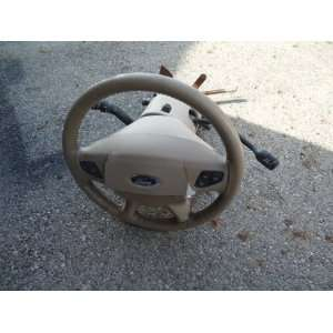 99 03 Ford Windstar Steering Wheel Brown