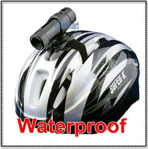 Waterproof Action Sport Helmet Camera Mini Bike Sport Camcorder DVR